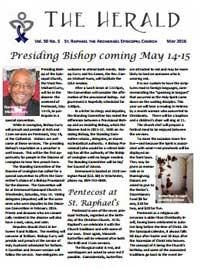 May 2016 Herald