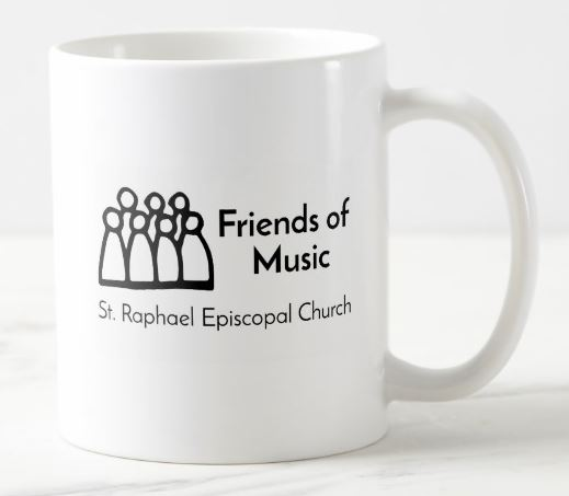 Friends of Music Mug