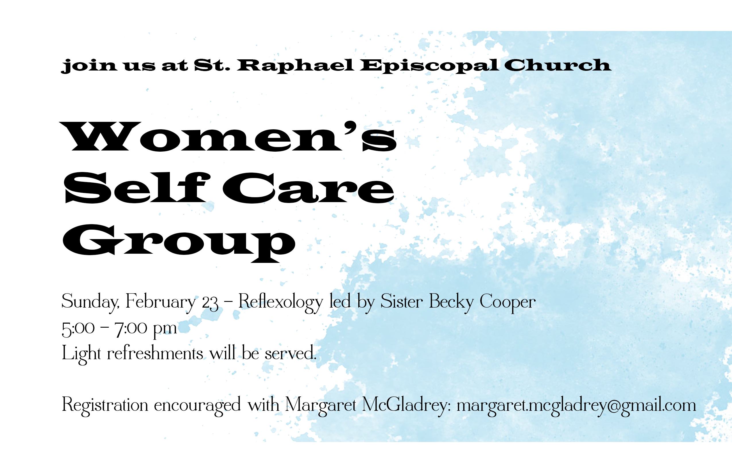 Women's Self Care Group